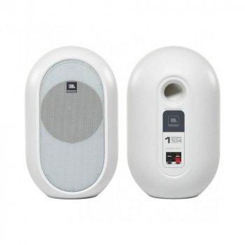 Студійний монітор (пара) JBL One Series 104 Bluetooth White (104SET-BTW-EU)