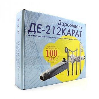 Дарсонваль Праймед Карат ДЭ-212 4 электрода (10093)