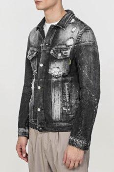 Куртка Antony Morato Сірий (MMCO00568 FA700113/Gi)