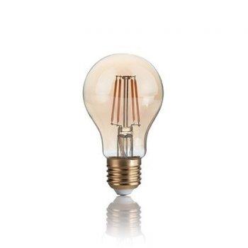 Світлодіодна лампа Ideal Lux Lampadina Vintage E27 4W Goccia (151687)