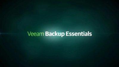 Veeam Backup Essentials Universal Subscription. License Includes Enterprise Plus Edition features. 5 Year Subscription Upfront Billing & Production (24/7) Support. Минимальный заказ 2 бандла/30 Пользователей (электронная лицензия) (V-ESSVUL-0I-SU5YP-00)