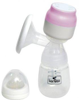 Молоковідсмоктувач електричний Lorelli Save Your Time pink (SAVE YOUR TIME pink)