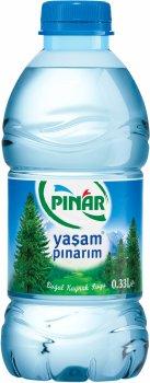 Упаковка воды природной негазированной Pinar 0.33 л х 24 бутылки (8690525060072)