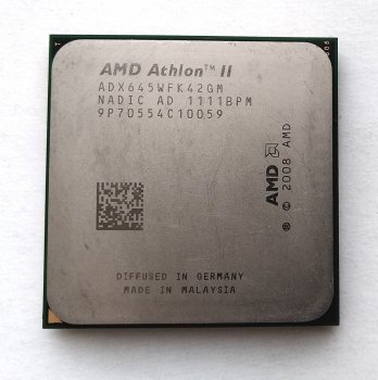 Процесор AMD Athlon II X4 645 3,1 GHz sAM3 Tray 95w (ADX645WFK42GM) Propus Б/У