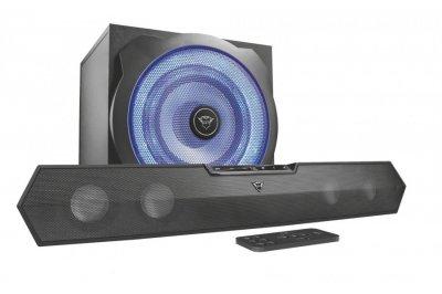 Акустична система Trust GXT 668 Tytan 2.1 Soundbar Speaker Set(22328)