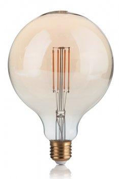Світлодіодна лампа Ideal Lux Vintage E27 4W Globo Big 2200K Dimmer (223926)