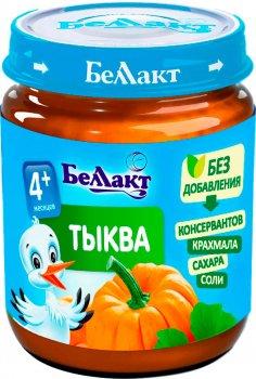 Упаковка овочевого пюре Беллакт з гарбуза 18 банок по 100 г (4814716000027_18)