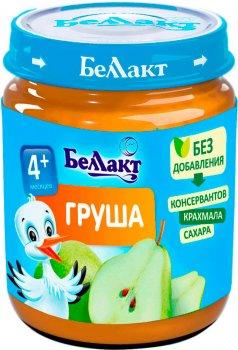 Упаковка фруктового пюре Беллакт з груш 12 банок по 100 г (4814716000171_12)