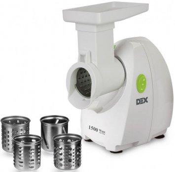 Мясорубка DEX DMG-355Q