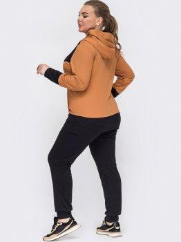Спортивный костюм Dressa 53246 Оранжевый