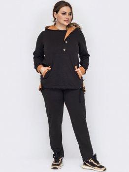 Спортивный костюм Dressa 53250 Черный