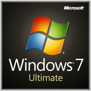 Microsoft Windows 7 Ultimate SP1 64-bit English OEM (GLC-01844)
