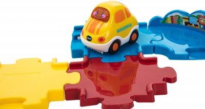 Розвивальна іграшка VTech Біп-Біп — Машинка зі звуковими ефектами (80-119426) (3417761194263)