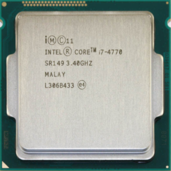 Процесор Intel Core i7-4770 3.4 GHz/8MB/5GT/s (SR149) s1150, tray