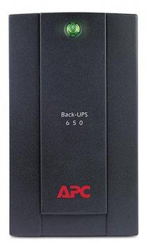 ИБП APC Back-UPS 650VA, Schuko (BC650-RSX761)