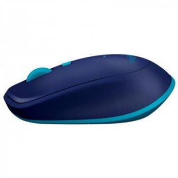 Мышь беспроводная Logitech M535 (910-004531) Blue