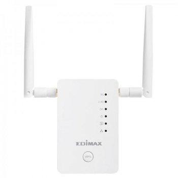 WiFi Mesh система Edimax Gemini RE11S (AC1200, MESH, Home Wi-Fi Roaming Kit, Wi-Fi Extender / Access Point / Wi-Fi Bridge, 1шт)