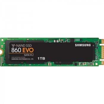 Накопичувач SSD M. 2 2280 1TB Samsung (MZ-N6E1T0BW)