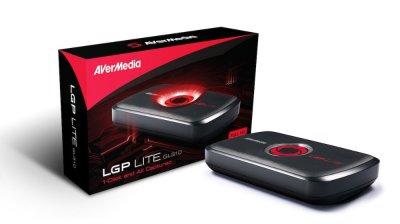 Устройство видеозахвата AVerMedia LGP Lite GL310