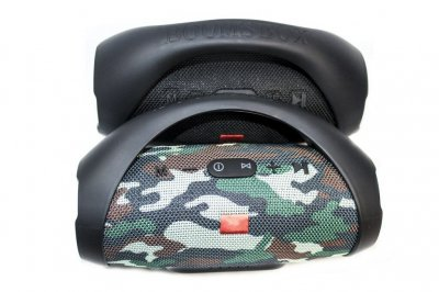 Беспроводная портативная колонка Boombox mini Camo (CkBLe0)
