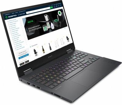 Ноутбук HP Omen 15-ek0023ur (232B2EA) Black