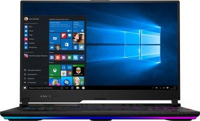 Ноутбук Asus ROG Strix SCAR 17 G733QS-HG134T (90NR0591-M02800) Black