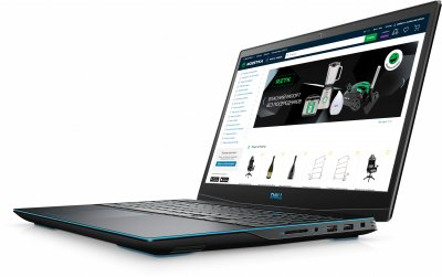 Ноутбук Dell G3 3500 (G3558S3NDL-62B) Black