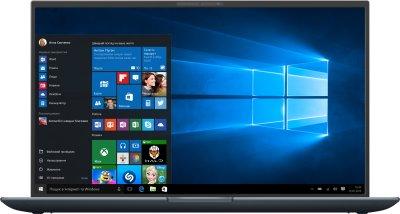 Ноутбук Asus ZenBook 14 UX435EG-A5009R (90NB0SI1-M03320) Pine Grey + фірмовий чохол