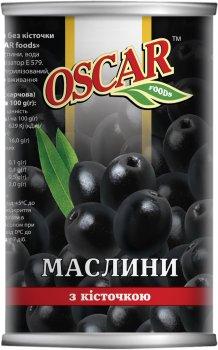 Маслины с косточкой Oscar 280 г (8413552051376)