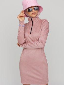 Плаття Karree Кендіс P1926M6097 Запорошено-рожеве