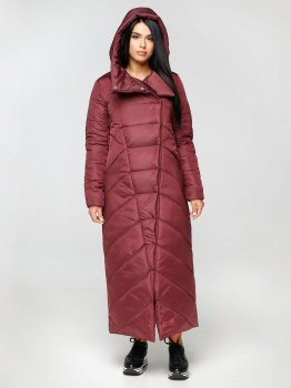 Куртка Favoritti ПВ-1133 Темно-красная