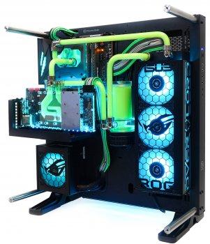 Компьютер Artline Overlord Rage P93v09