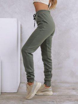 Спортивні штани ISSA PLUS 12285 Хакі