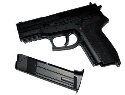 Пістолет пневматичний KWC KM47 D Sig sauer