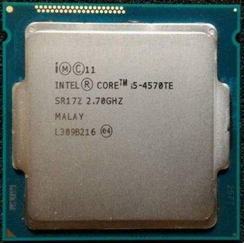 Процесор Intel Core i5-4570TE 2.70 GHz/4MB/5GT/s (SR17Z) s1150, tray