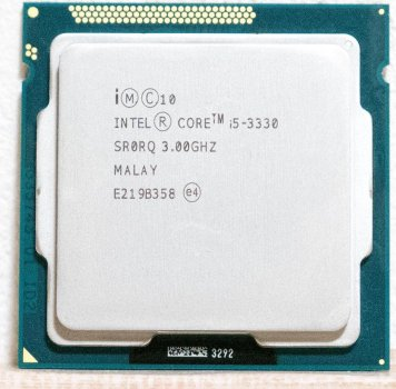 Процесор Intel Core i5-3330 3.0 GHz/6MB/5GT/s (SR0RQ) s1155, tray