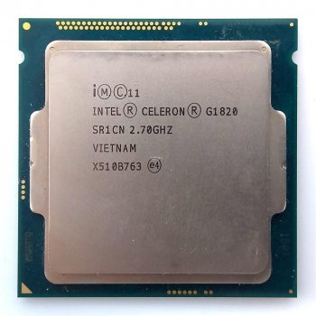 Процесор Intel Celeron G1820 2.70 GHz/2MB/5GT/s (SR1CN) s1150, tray