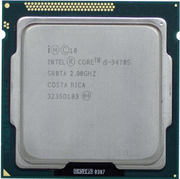 Процесор Intel Core i5-3470S 2.9 GHz/6MB/5GT/s (SR0TA) s1155, tray