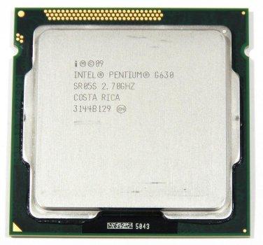 Процессор Intel Pentium Dual-Core G630 2.7GHz/3MB/5GT/s (SR05S) s1155, tray