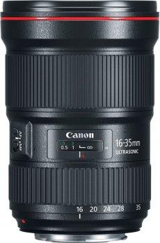 Canon EF 16-35 mm f/2.8L III USM Black (0573C005) Офіційна гарантія!