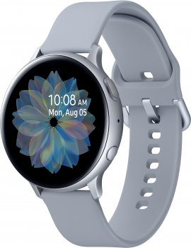 Смарт-годинник Samsung Galaxy Watch Active 2 44mm Aluminium Silver (SM-R820NZSASEK)