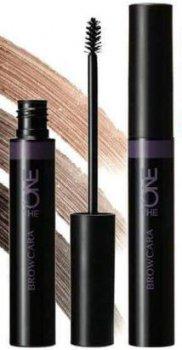 Туш для брів Oriflame The One Темно-коричневий 5 мл (33694) (ROZ6400105520)