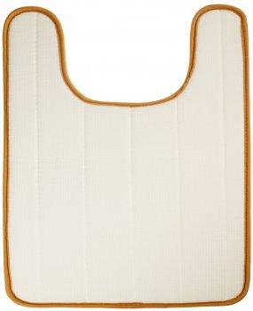 Коврик для ванной комнаты Supretto 42х60 см Светло-коричневый (5890-0002)