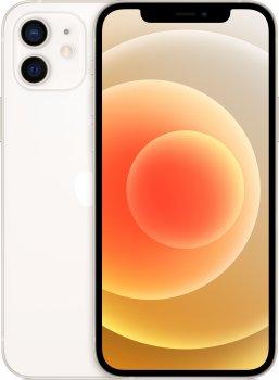 Мобильный телефон Apple iPhone 12 128GB White (357771575087221) - Уценка