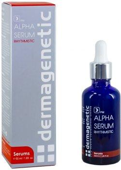 Сыворотка для лица Dermagenetic Alpha serum Омолаживающая с ретинолом и комплексом витаминов 50 мл (5200122801461)