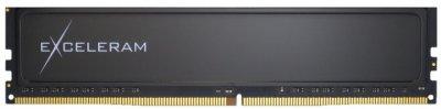 Оперативна пам'ять Exceleram DDR4-3000 16384 MB PC4-24000 Dark (ED4163016C)