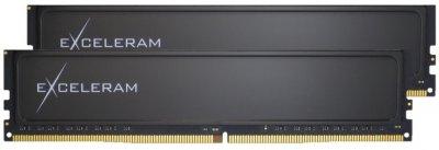 Оперативна пам'ять Exceleram DDR4-2666 16384 MB PC4-21328 (Kit of 2x8192) Dark (ED4162619AD)