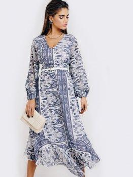 Плаття Dressa 52965 Біле