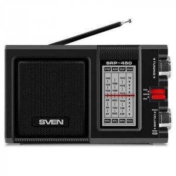 Акустична система SVEN SRP-450 black