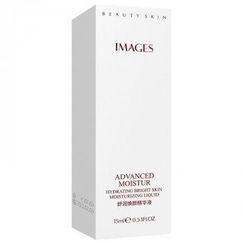 Сыворотки для лица Images Сыворотка для лица с экстрактом розы IMAGES Advanced Moistur (15мл)